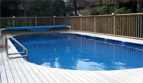 Clark Above Ground Pool Installation Manual